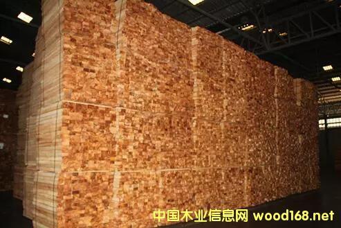 泰国橡胶木锯材供货价格上涨100-200元人民币