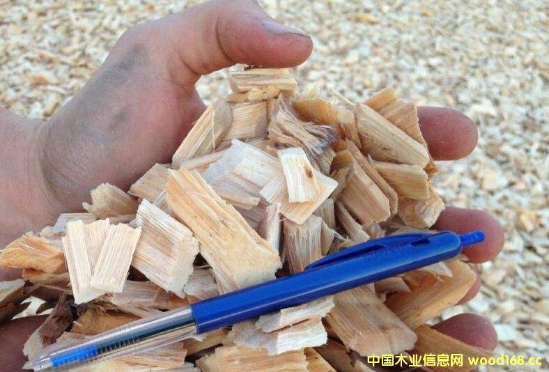我国木片外贸形势向好 2017年木片进口数量有望增加