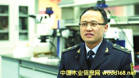 张家港木材鉴定陈旭东:将木材鉴定技术服务于社会