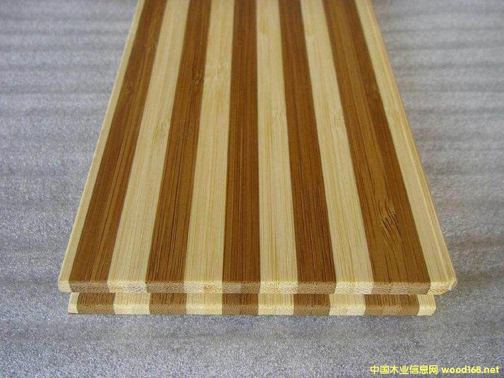 吉祥碳化平压竹板材