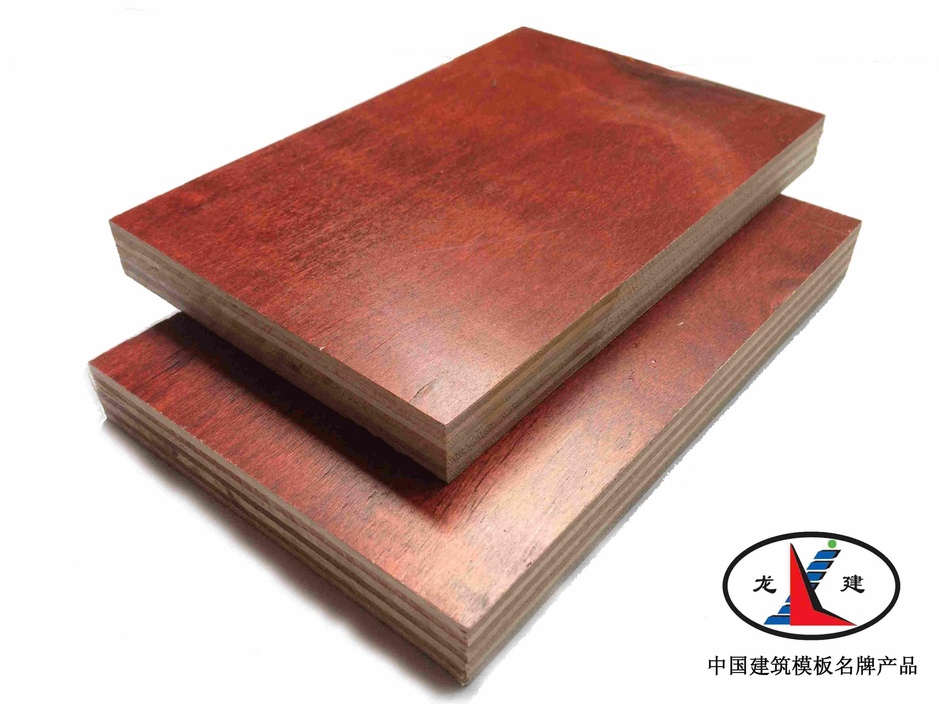建筑模板胶合板漳州建筑模板覆膜板清水模板