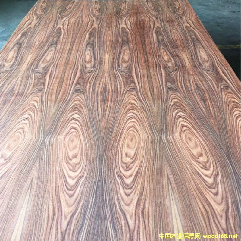 天然巴西酸枝木贴面板的详细介绍