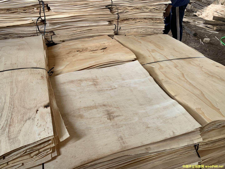 橡胶木夹心皮
