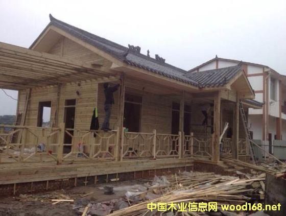 专业设计生产 各种木屋 木别墅 度假别墅 木结构木房子.