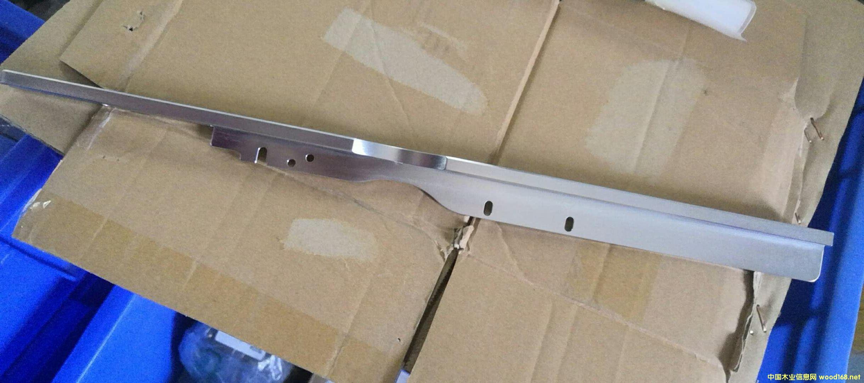 德国无线拼缝机挡板