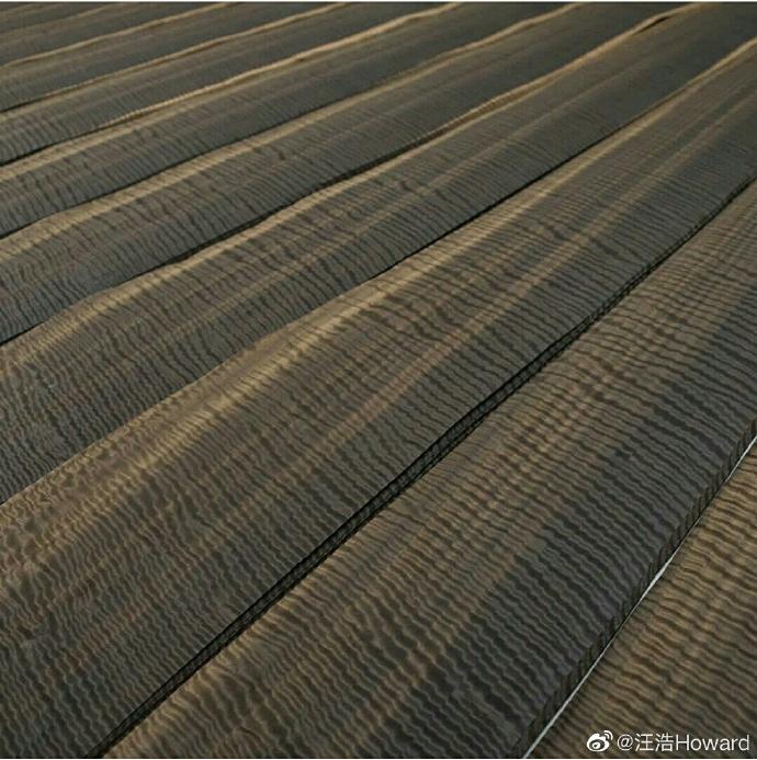 烟熏尤加利天然木皮