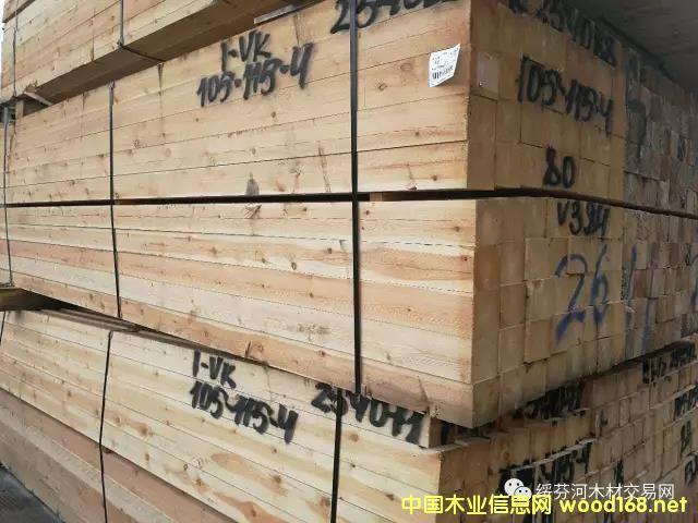 樟子松防腐木规格料