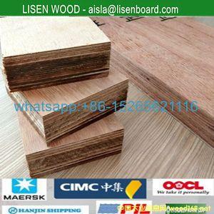 集装箱专用木地板