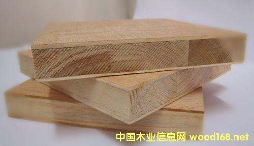 千年舟细木工板 大芯板