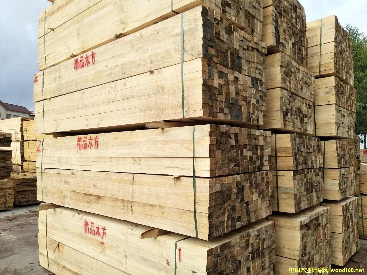 新西兰辐射松木方