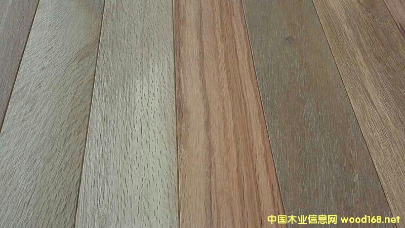 青冈地板坯料