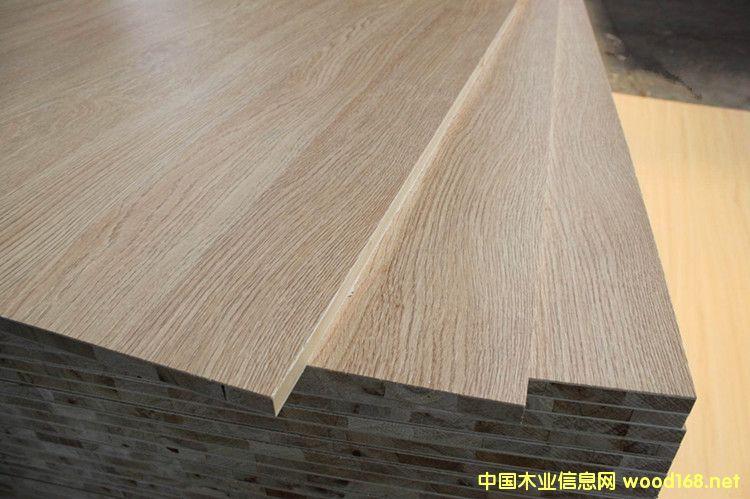 机拼细木工板
