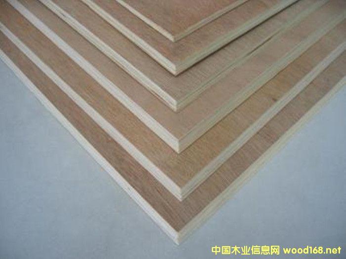 优质12mmE1级高档家具顺向多层板