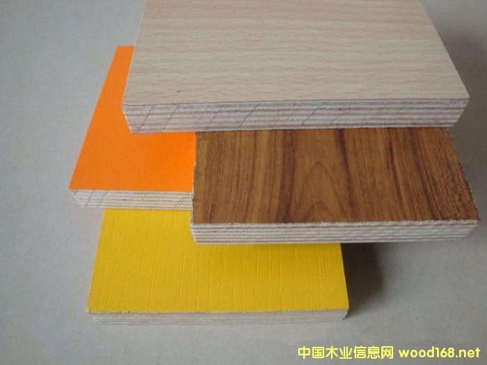 三聚氰胺纸胶合板