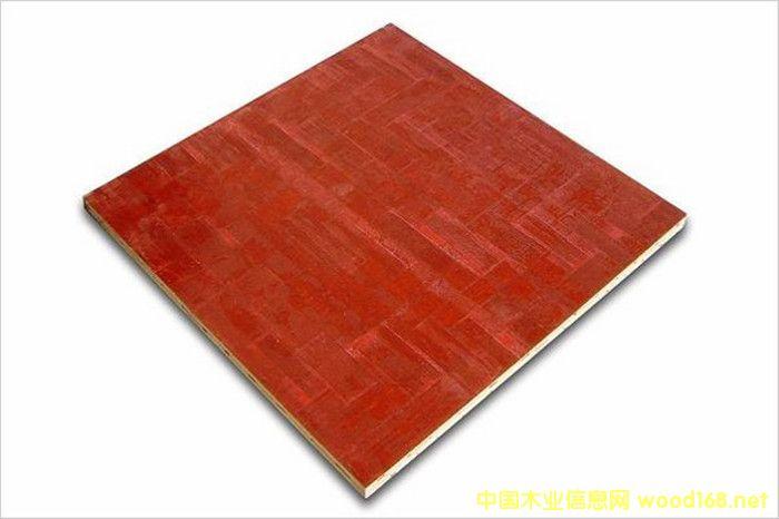 竹胶板(集装箱汽车火车包装板)