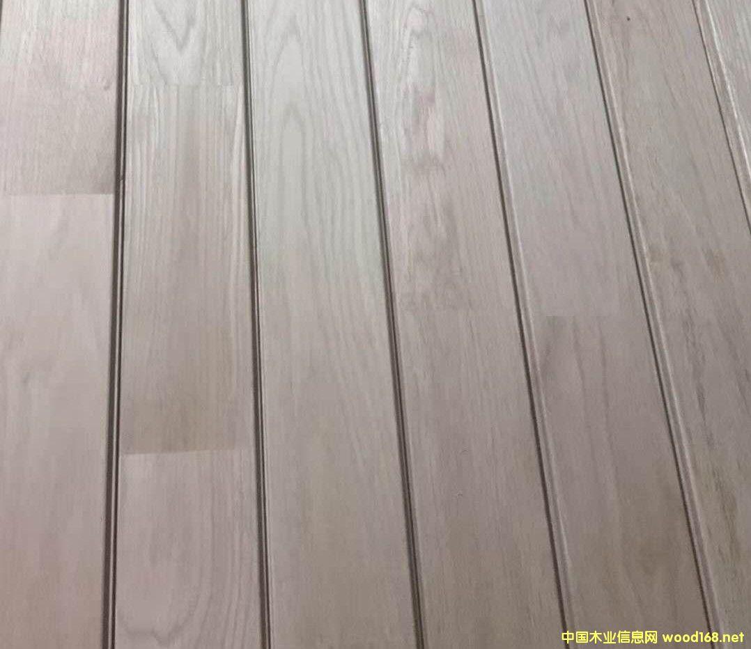 庆秋地板柞木A级实木篮球馆体育馆运动木地板