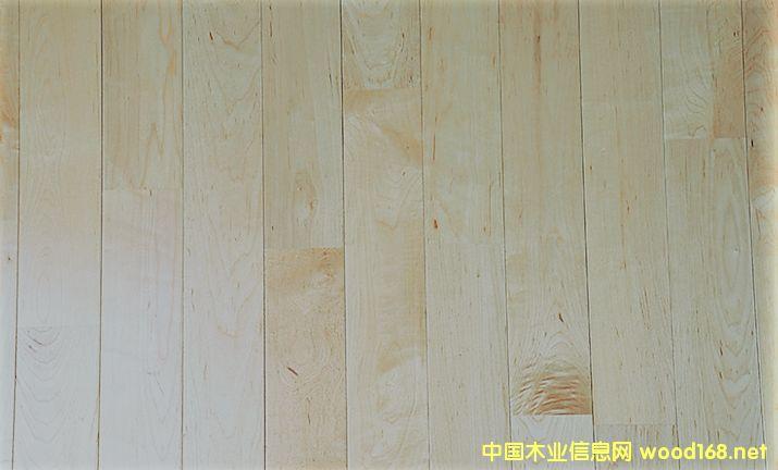国产枫木A级实木篮球馆体育馆地板