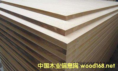 9mm密度板 木饰面家具板