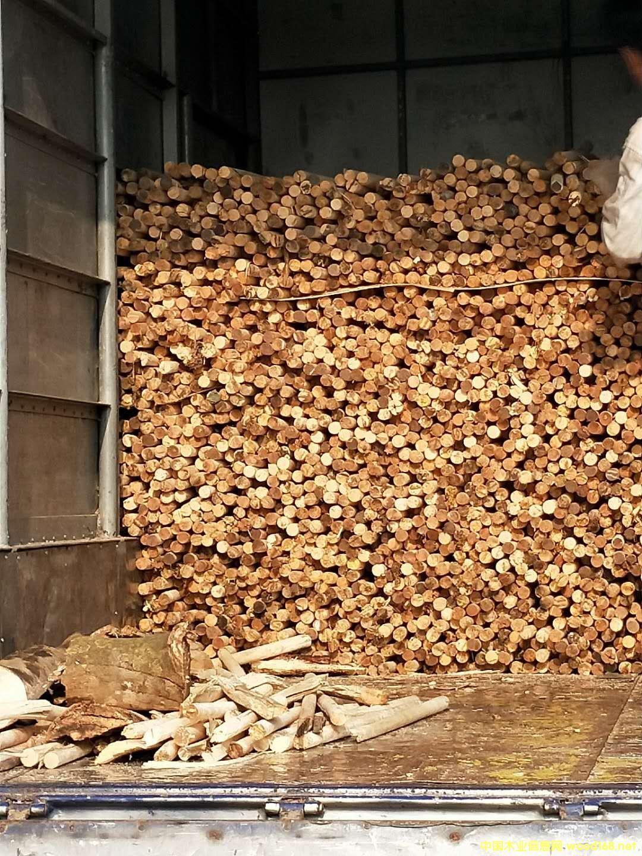 橡胶木木心