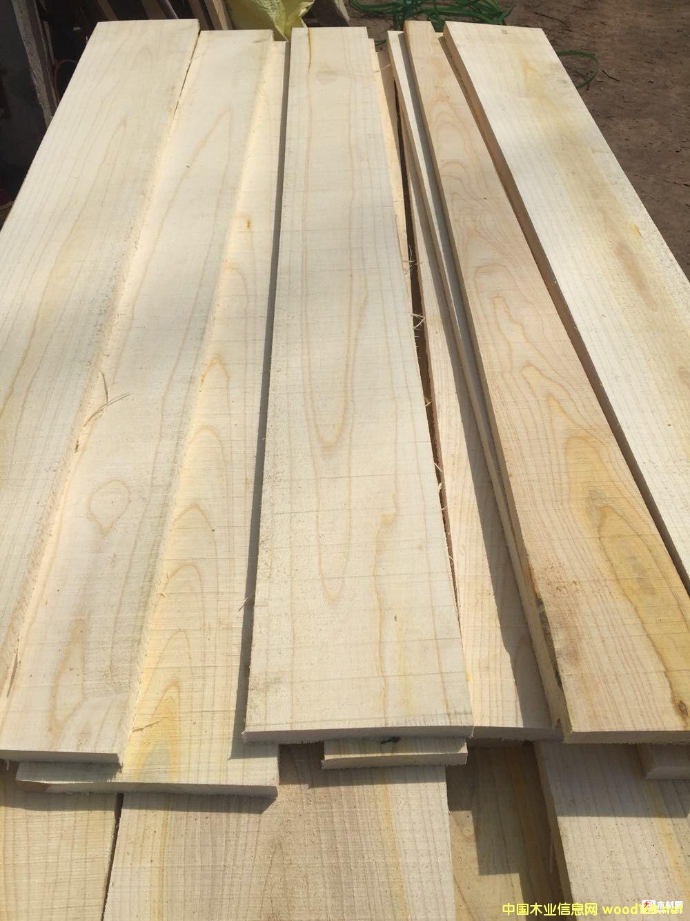 白椿烘干板材