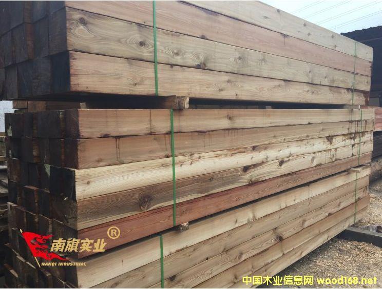 铁杉工程方木 铁杉建筑木方