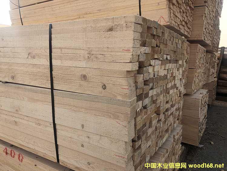 铁杉木方厂家 铁杉建筑方木