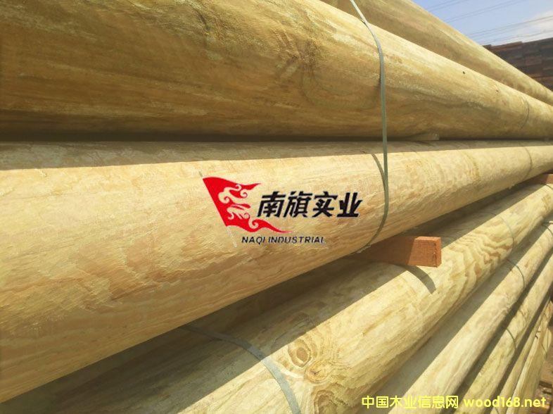 上海南方松厂家 太仓南方松防腐木价格