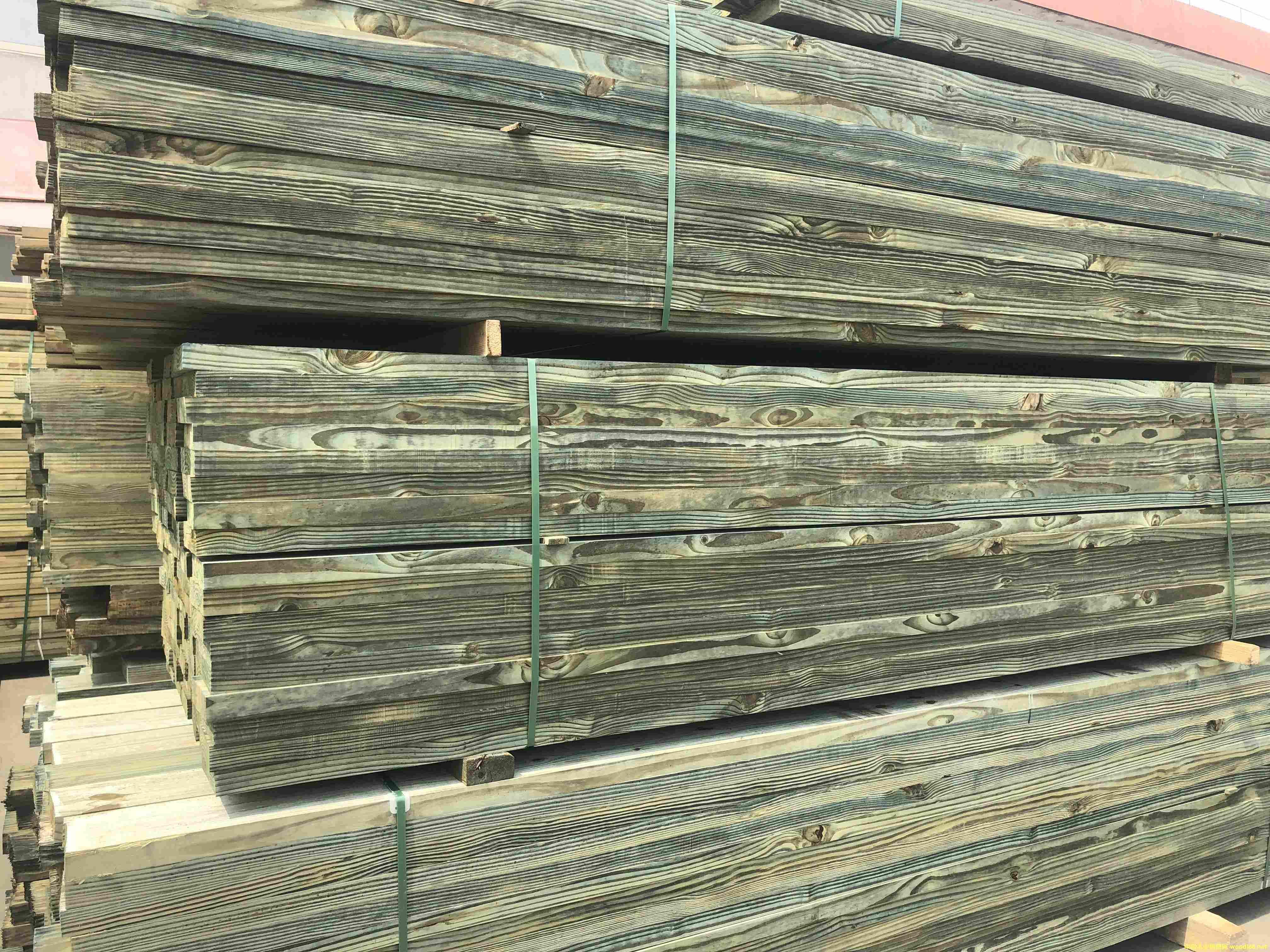 南方松板材价格  太仓南方松厂家
