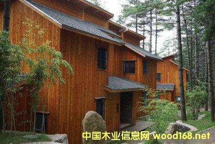 防腐木木屋价格  哪里有做木屋别墅  木屋厂家