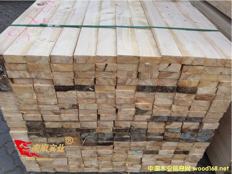 太仓铁杉方木价格  铁杉建筑木方批发厂家