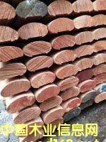 上海柳桉木厂家  柳桉木扶手批发