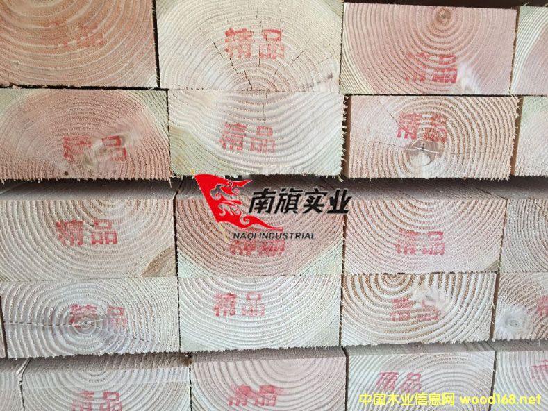 北美花旗松胶合木 花旗松板材批发 上海花旗松生产厂家