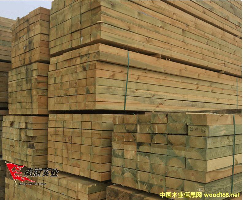 樟子松胶合木  樟子松板材批发
