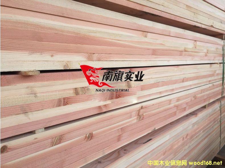 上海花旗松木方价格  上海花旗松防腐木价格