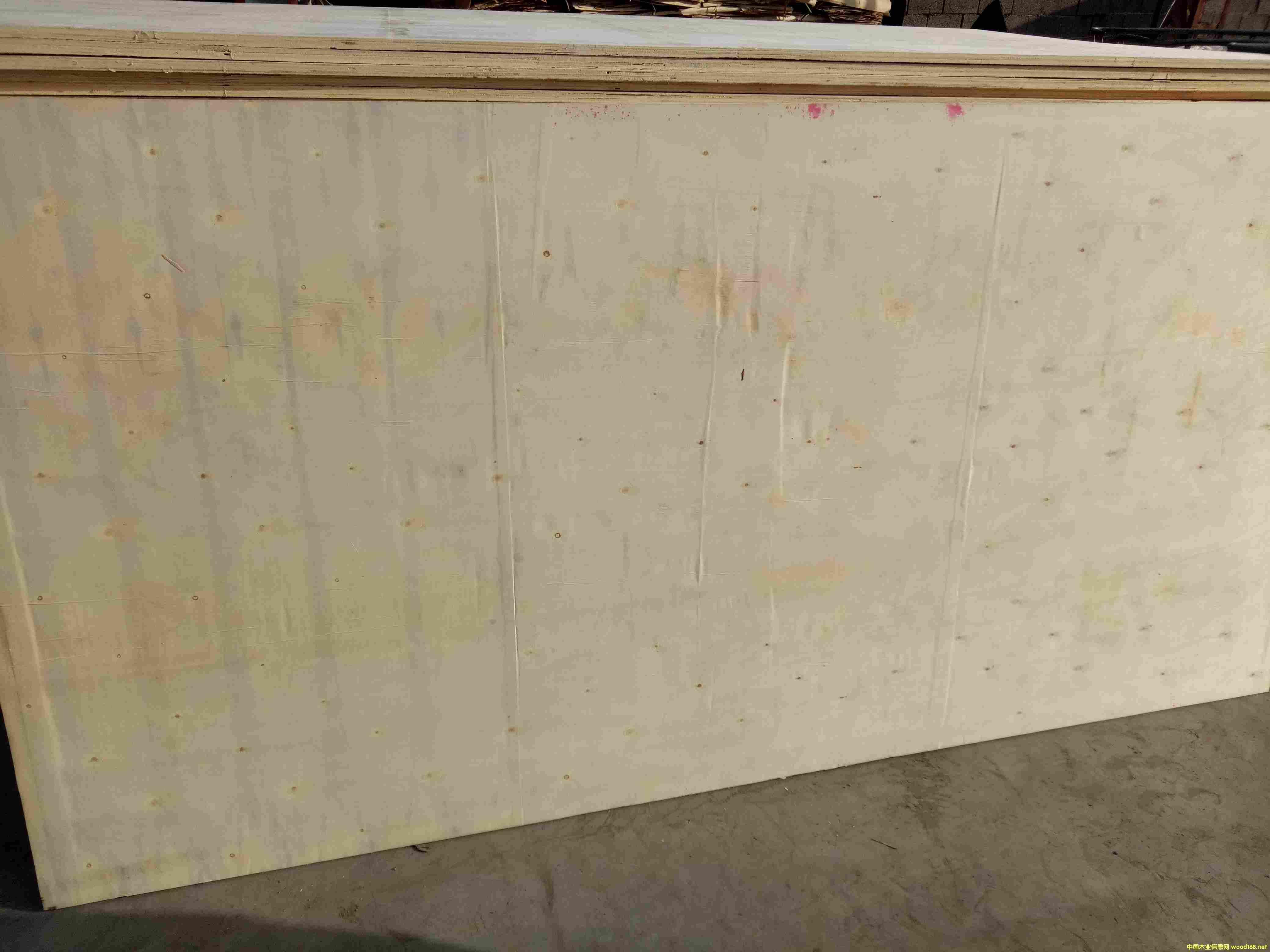 多层包装板胶合板
