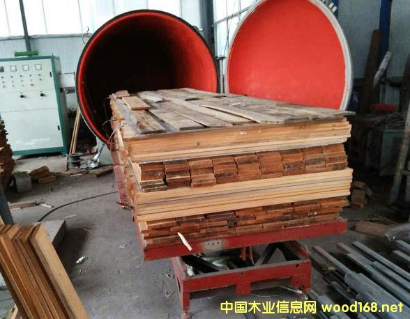 高频真空木材烘干机
