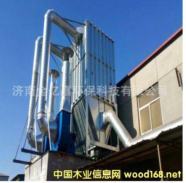 厂家供应木工中央除尘系统除尘器工业木业吸尘环保设备