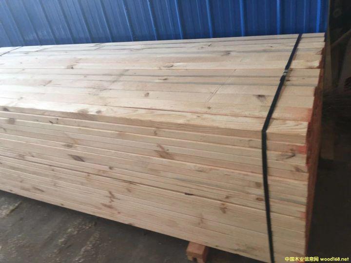 厂家直销樟子松木方、方木、木愣子、古建材、包装材