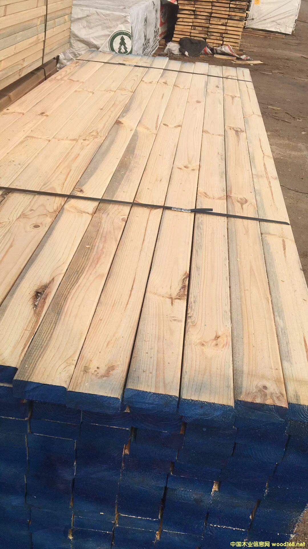 厂家直销樟子松木方、方木、木愣子、古建材、包装材的详细介绍