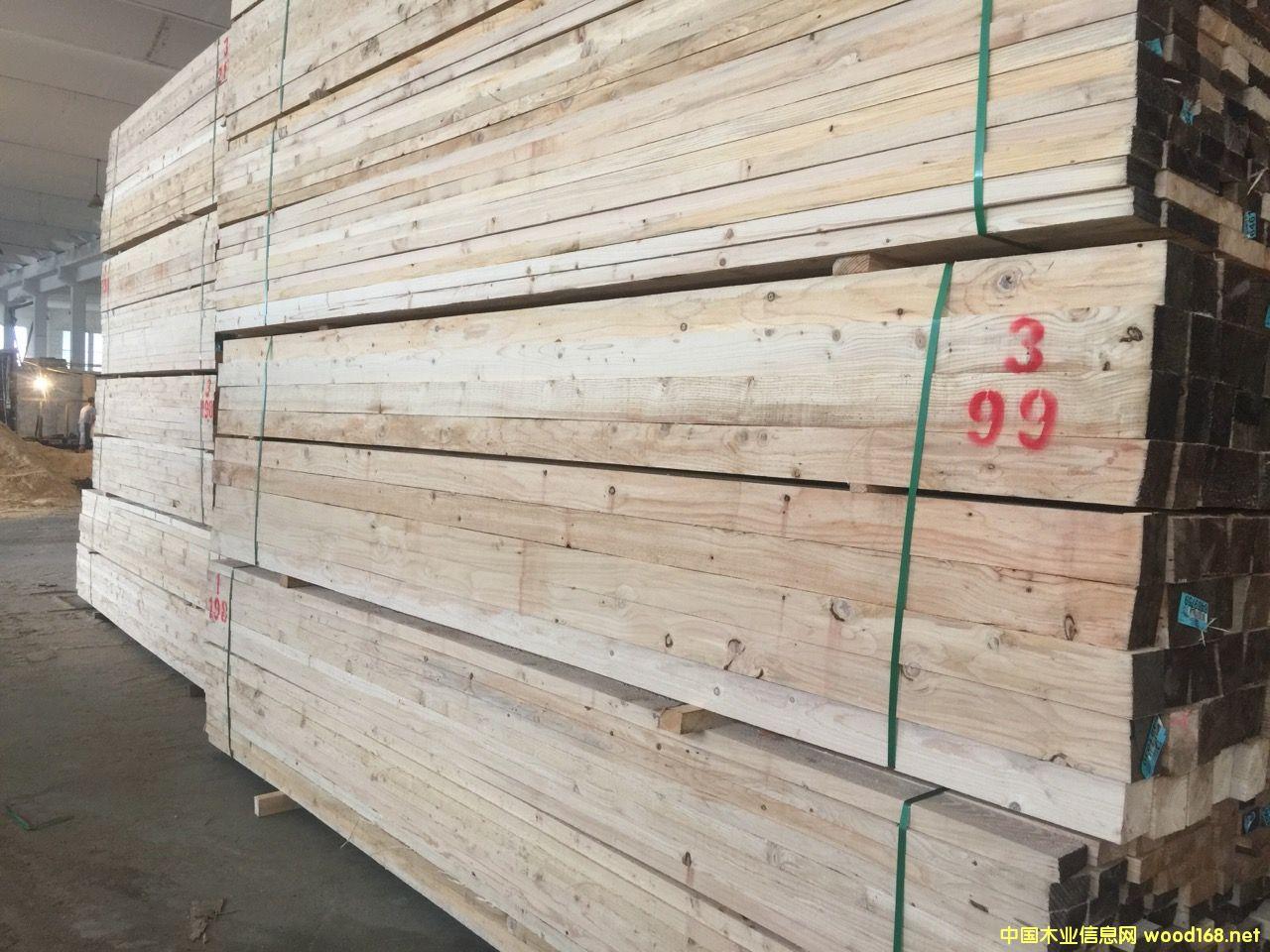 厂家直销铁杉木方、方木、木愣子、古建材、包装材的详细介绍
