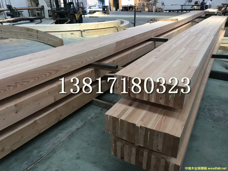 结构胶合木 集成材 南方松胶合木