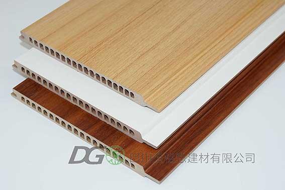 竹木纤维140集成墙板