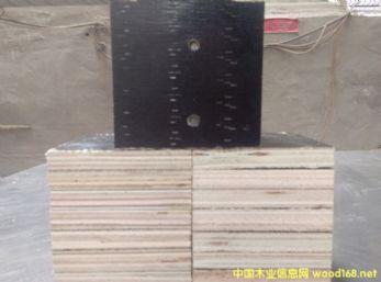 打钉的木托盘脚墩木墩胶合板木墩脚墩多层板垫脚垫块