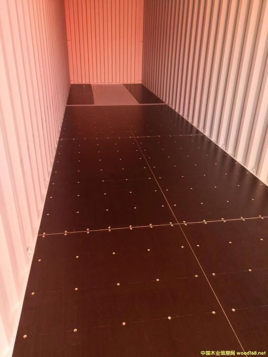 集装箱地板