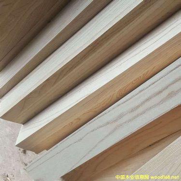 白椿木板材