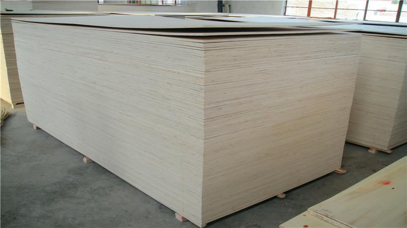 杨木贴面胶合板
