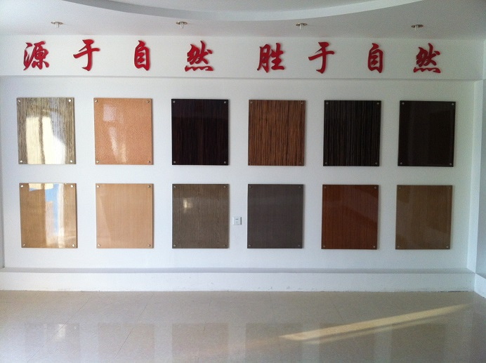 白橡科技木皮