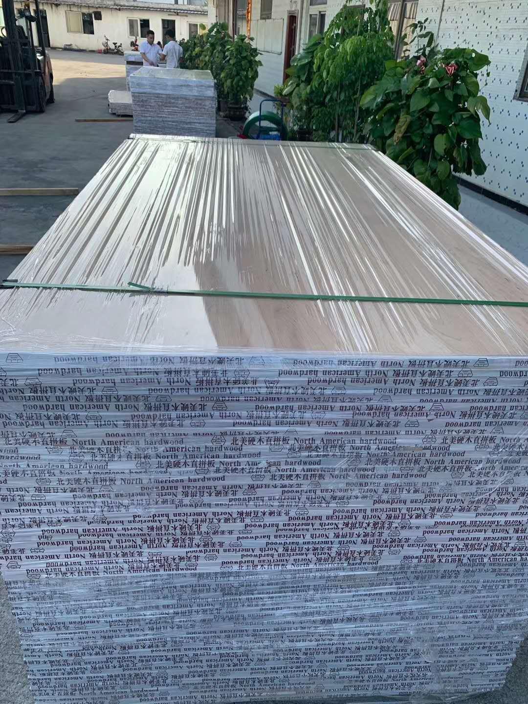 北美红橡实木直拼板