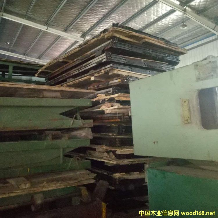 德国进口木材削片机