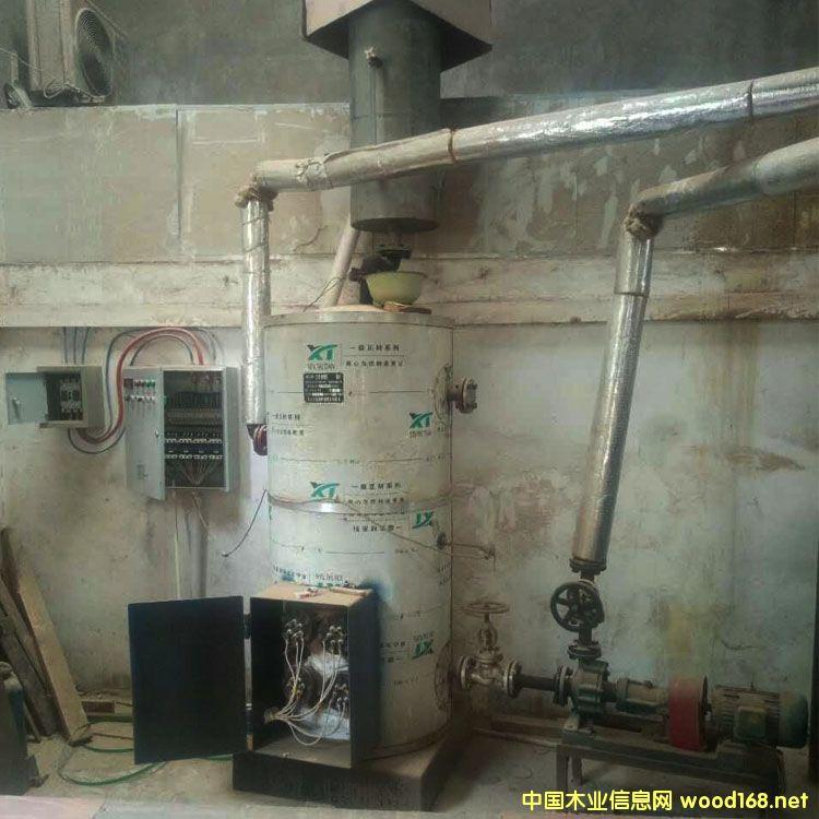 小套生态板生产设备出售(含电加热导热油炉)